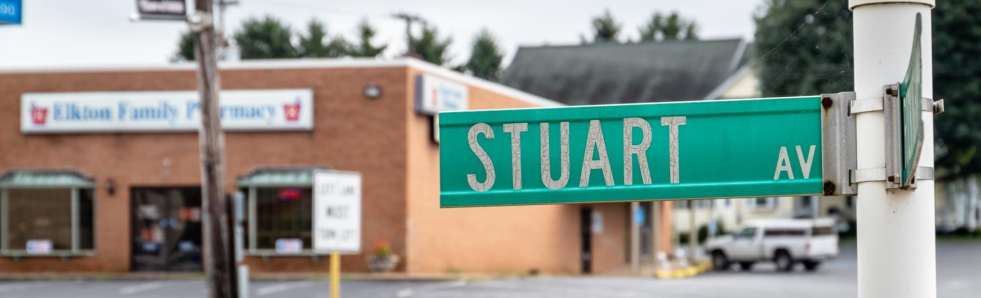 203 South Stuart Avenue